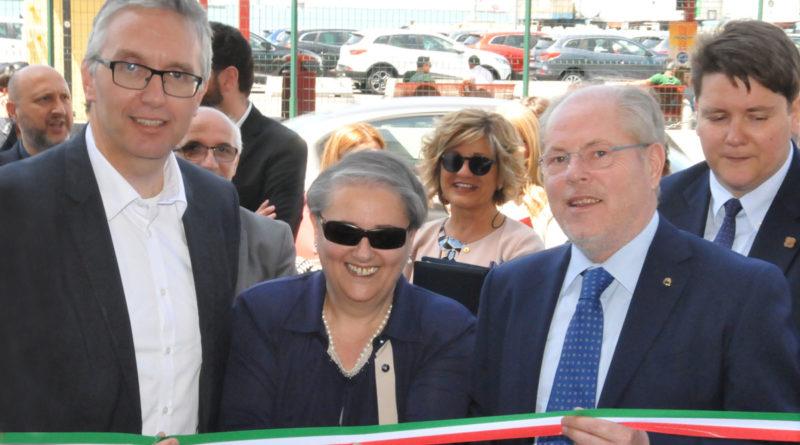Al porto di Ancona un centro di accoglienza turistica
