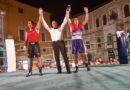 Fermo, dopo trent'anni la boxe torna in piazza del Popolo