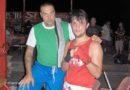 A Porto Sant'Elpidio una bella serata di boxe in riva al mare