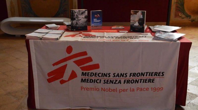 Medici Senza Frontiere al Festival Adriatico Mediterraneo