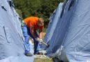 Ad un mese dal terremoto nelle Marche chiuse quasi tutte le tendopoli