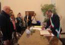 PESARO / Ricci celebra la prima unione civile a Palazzo Gradari