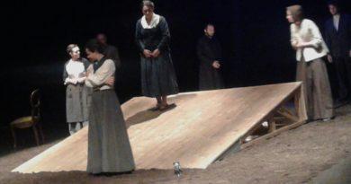 Italia Donati, maestra: una pièce teatrale di alto livello