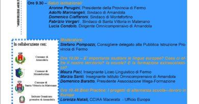 Lo Europe Direct di Fermo festeggia la Giornata europea delle lingue