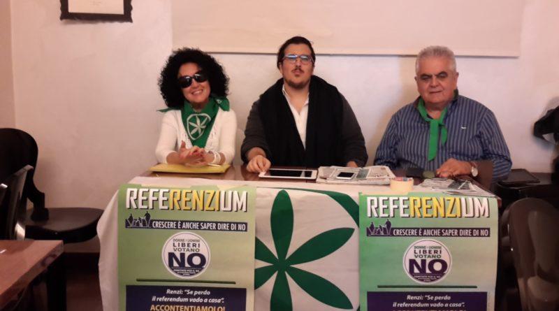 La Lega Nord a Osimo per dire con forza No al referendum