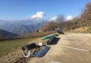Terremoto, due stalle temporanee ad Acquasanta Terme e Penna San Giovanni