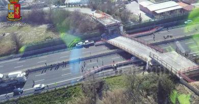 Il crollo del ponte sull'autostrada: in Commissione parlamentare solo risposte elusive