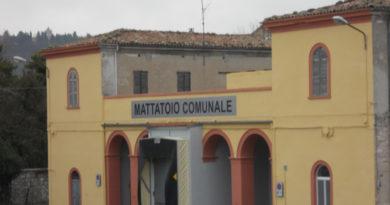 Il mattatoio comunale di Sassoferrato una piccola, ma efficiente realtà produttiva del territorio
