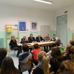 Ancona, il partigiano Millo alle Antognini-Leopardi per la Giornata della Memoria