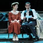 Edy Angelillo e Gennaro Cannavacciuolo con Carmela e Paolino in tre teatri delle Marche