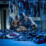 Al Teatro Annibal Caro di Civitanova Marche Otello con Filippo Dini e Antonio Zavatter