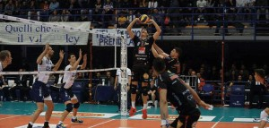 Lube di nuovo in campo in Superlega