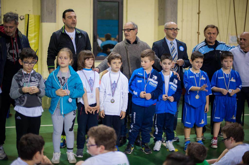 BOXE / In tanti a Sassoferrato per il primo criterium giovanile del 2016