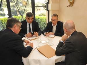 Marche e Abruzzo alleate per strategie e obiettivi comuni