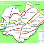 La Provincia di Pesaro Urbino ridisegna la viabilità