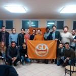 Passione, studio e amicizia: ecco i giovani del Pd