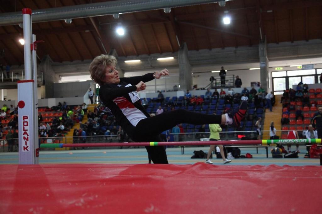 Al Palaindoor di Ancona una super finale per i master di atletica