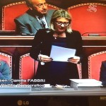 """Camilla Fabbri sulle unioni civili: """"Evitiamo stravolgimenti al ribasso"""""""
