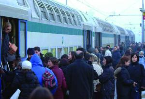 Migliora l'integrazione oraria tra treni e pullman