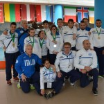 Sei medaglie per la giovane Italia ai mondiali Inas indoor