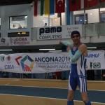 Doppio argento per Ottaviani, record mondiale di Longo
