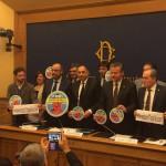 Trivelle in Adriatico, parte da Roma la campagna referendaria