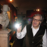 """OSIMO / Le """"stanze segrete"""" di Vittorio Sgarbi aperte fino al 15 gennaio 2017"""