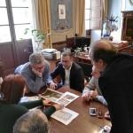Le Province di Ascoli e Teramo insieme per sistemare il ponte sul Tronto
