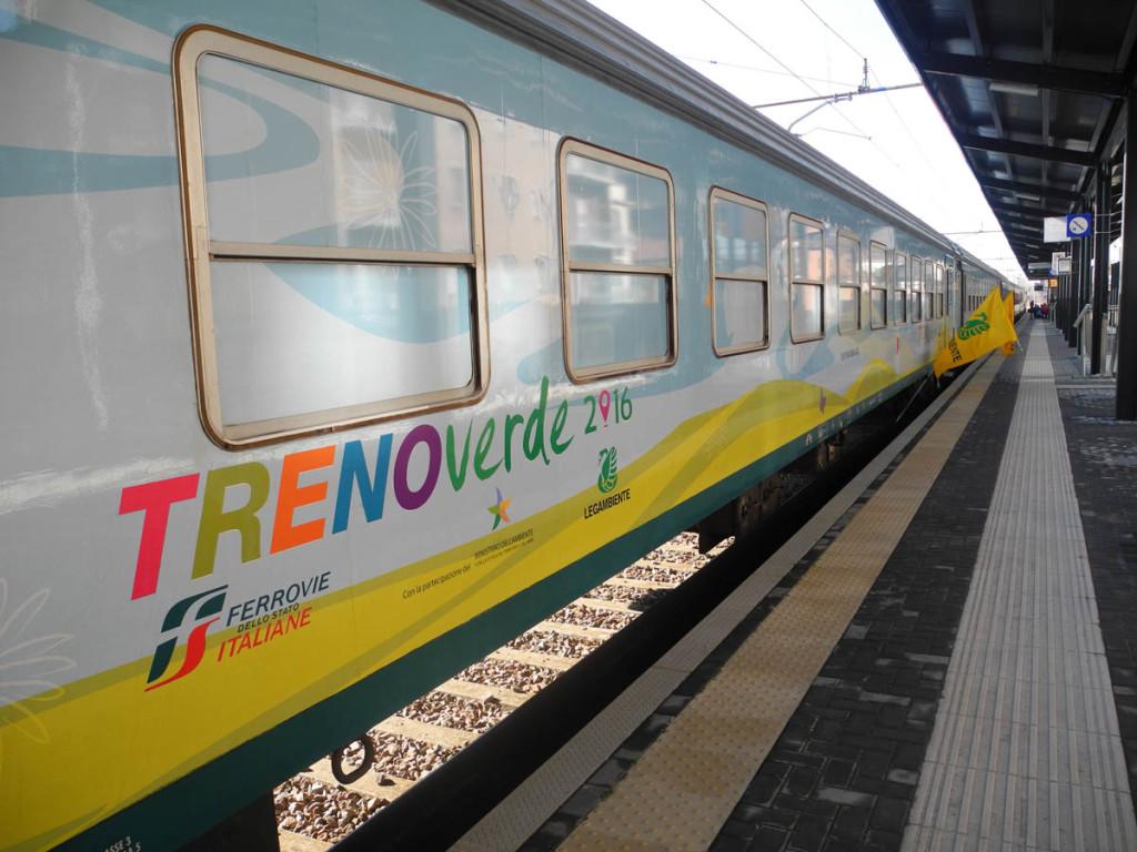 Il Treno Verde arriva a Pesaro: tre giorni di iniziative