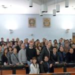 Un coro giapponese si esibisce a Pesaro, città della musica