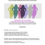 All'Informagiovani di Ancona le professioniste per le donne
