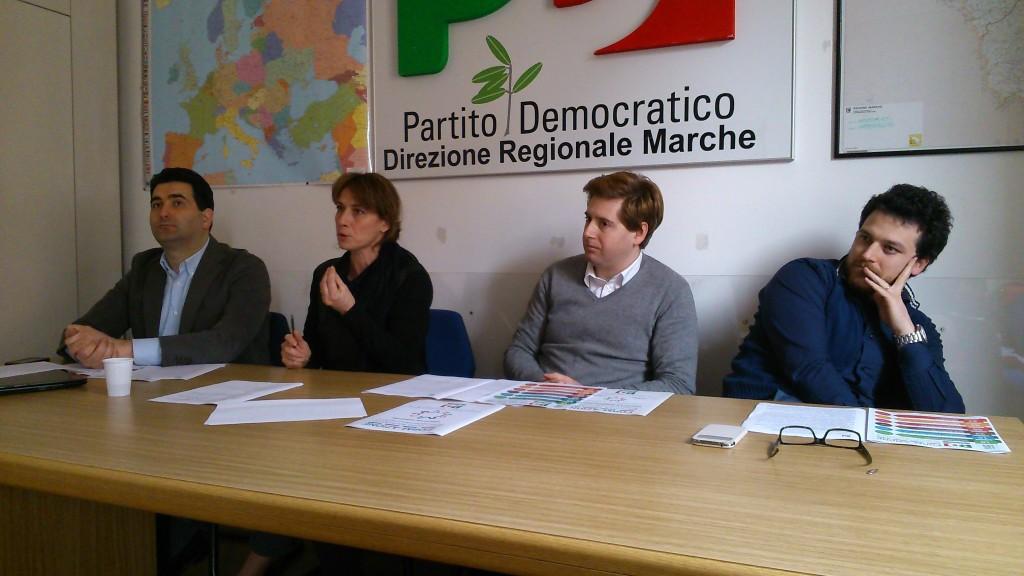 Formazione politica, al via il programma del Pd Marche