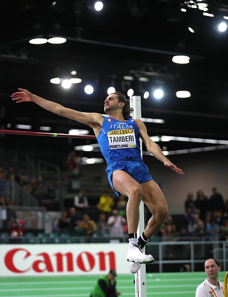 Un brutto infortunio costringe Gianmarco Tamberi a dire addio alle Olimpiadi di Rio
