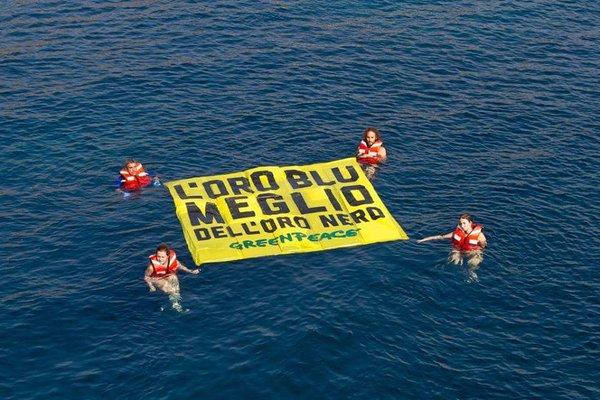Un convinto sì al referendum per salvare il mare