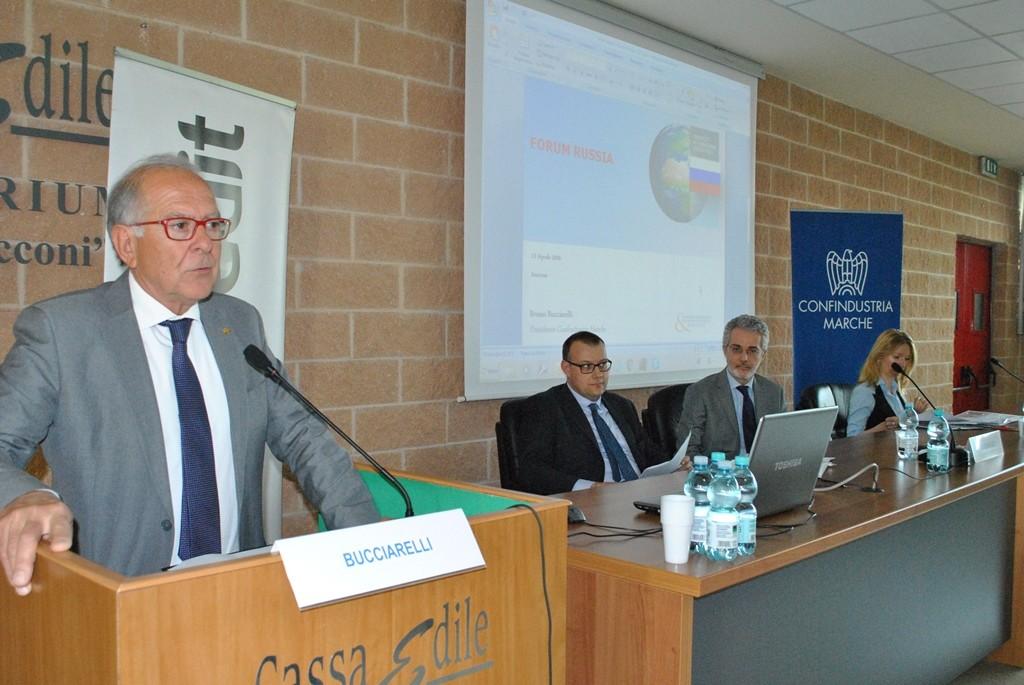 In Russia opportunità di business per le imprese della regione