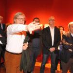Alla mostra di Osimo Vittorio Sgarbi si trasforma in una guida straordinaria
