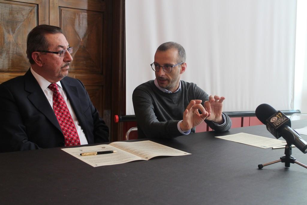 Fusione Pesaro-Mombaroccio, Ricci: «Riforma per innovare»