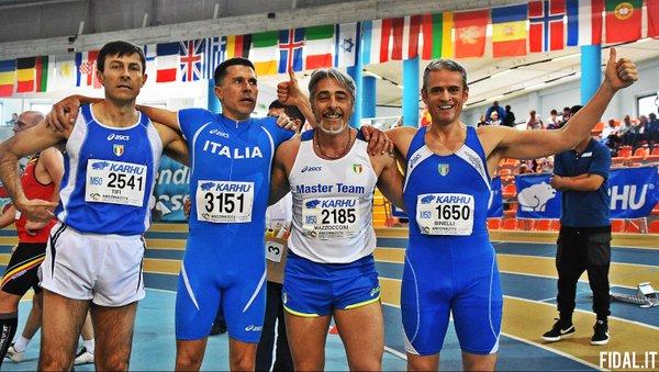 Gran finale ad Ancona della festa dell'atletica europea