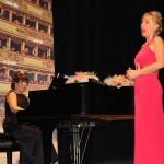 Felicia Bongiovanni protagonista per la solidarietà