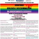 Omofobia, violenza e discriminazione al centro di un confronto