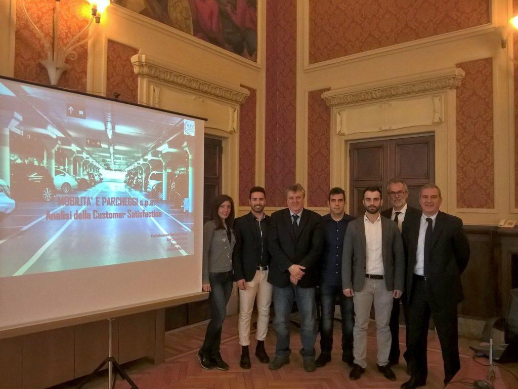 Premiati i parcheggi pubblici di Ancona
