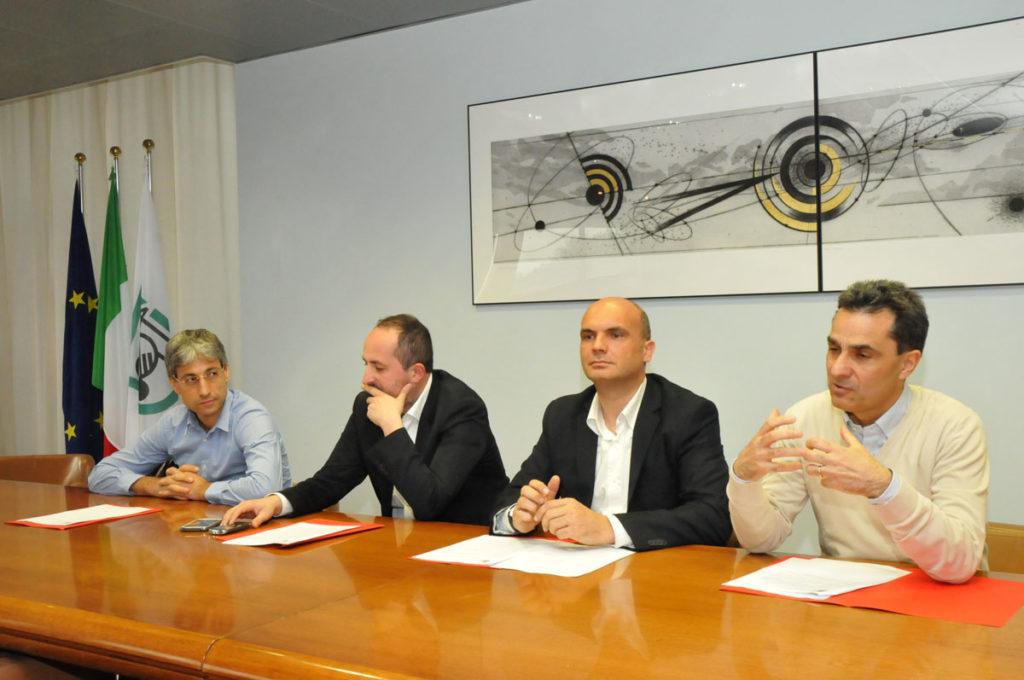 """Marche protagoniste in """"Bocelli e Zanetti night"""""""