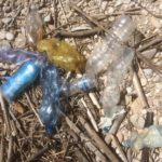 Tanti rifiuti recuperati lungo le spiagge marchigiane