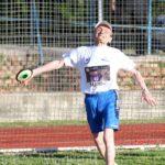 Giuseppe Ottaviani non si ferma più, altri 4 record ad Urbino