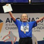 Giuseppe Ottaviani vuole entrare nella storia con 5 record mondiali