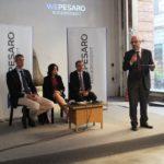 Pesaro città dello sport, Ricci lancia la candidatura