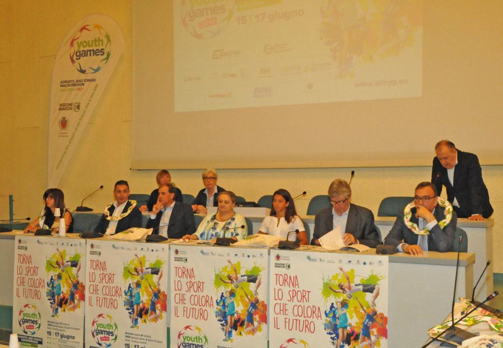 Torna lo sport che colora il futuro della macroregione adriatico ionica