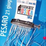Festa della Musica a Pesaro con la Filarmonica Gioachino Rossini