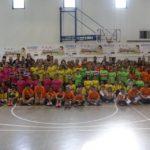 Duecento piccoli atleti si sfidano a Montegiorgio