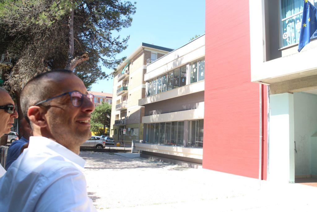 Cantieri aperti nelle scuole di Pesaro